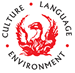 Firebird Foundation logo respresenting Culture, Language and Environment.